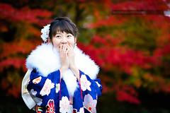 105 (motonari1611) Tags:        kimono japan autumn nikon potrait