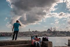 Refugee (serdencs) Tags: eminn fatih hali photography places streetphotography trkiye istanbul karaky photowalking