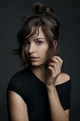 Linde (sabinemetz.com) Tags: retouching retouch beauty fashion portrait model woman girl