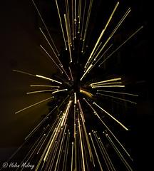 Christmas Decorations 06 December 16 1 (Helen Mulvey) Tags: christmas tree lights decoration nikon d5100