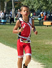 Exhausted (Cavabienmerci) Tags: kids triathlon 2016 yverdon les bains switzerland suisse schweiz kid child children boy boys run race runner runners lauf laufen lufer course  pied sport sports running triathlete
