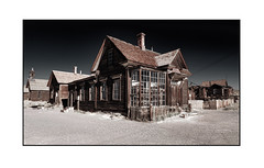 J.S. Cain house (LOCK-ness monster) Tags: jscainhouse bodie californiaghosttown americanwest hss