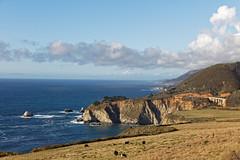 Pacific Coast Highway (dcstep) Tags: montereypeninsula california usa allrightsreserved copyright2016davidcstephens dxoopticspro112 f4a0344dxo pacificcoasthighway pch bridge road ocean pacificocean