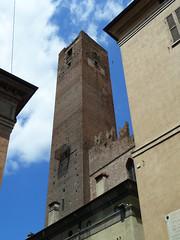 Torre del Gabbia, Mantua 1281 AD (Kevin J. Norman) Tags: mantua