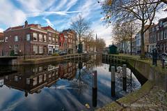 Gouda (Marc Haegeman Photography) Tags: gouda zuidholland nederland holland thenetherlands nikon cheese nikond800 kaas kaasstad ijssel reflections marchaegemanphotography city town canal grachten outdoor