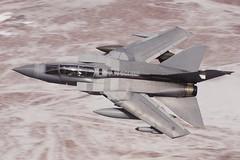 (scobie56) Tags: panavia tornado gr4 za597 063 13 squadron raf royal air force marham lowlevel scotland scottish borders 100 feet swing wing fully swept