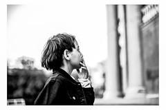 Unnamed (Roman Lunin) Tags: easternukraine ukraine warinukraine war warconflict warphotography journalism blackwhite blackwhitephoto blackwhitephotography black bw monochrome street children kid kids youth young emotional emotions portrait