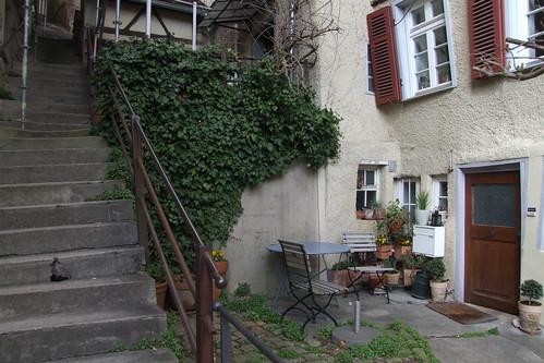 Lounge near the entrance, 08.04.2012.