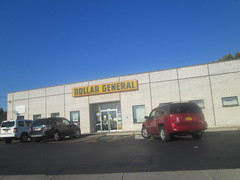 Dollar General (Random Retail) Tags: lackawanna ny 2015 dollargeneral store retail