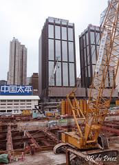 Construction in Wan Chai (Stephen du Preez) Tags: hong kong wan chai construction