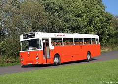 NBC Midland Red 227 Leyland Leopard - Marshall body (Copy) (focus- transport) Tags: nbc national bus company bristol vr re ecw eastern coachworks mcw metrobus leyland leopard marshall volvo ailsa olympian united trent ribble pmt northern midland red maidstone district eyms md crosville atlantean