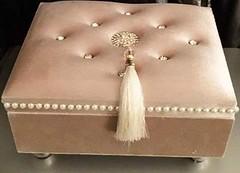 صور خطوات طريقة صنع صناديق و علب تركية لجهاز العروس بالكرتون فقط (ezo-handmade) Tags: اعمال فنية تزيين علبة جهاز عروس فن التزيين كيف اصنع