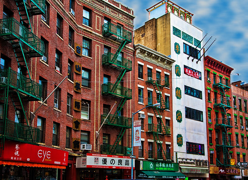 Chinatown colors