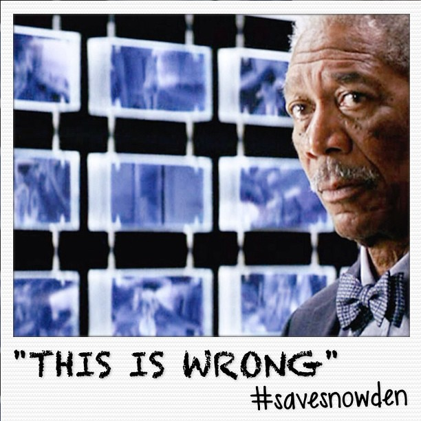 """This is wrong"" #savesnowden #snowden"