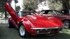 1969 Corvette (mon_ster67) Tags: auto red classic chevrolet canon automobile stingray convertible mon custom corvette pointshoot carshow musclecar sportscar collectable chevroletcorvette canonpowershot littleredcorvette 1969corvette ©mon