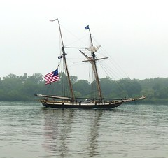 Lynx (Hear and Their) Tags: new river sailing ship detroit hampshire portsmouth sail tall lynx amherstburg