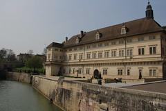 Hôtel-Dieu, Dole (twiga_swala) Tags: france architecture french hotel canal jura renaissance franchecomté dole dieu doubs hôteldieu comté franche