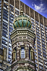 NYC Central Synagogue tower- (Singing With Light) Tags: city nyc ny photography pentax manhattan july september 2012 k5 jjp singingwithlight