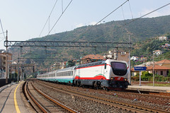 Trenitalia E402 108 (Maurizio Boi) Tags: railroad italy train rail railway locomotive treno intercity trenitalia ferrovia locomotiva e402b