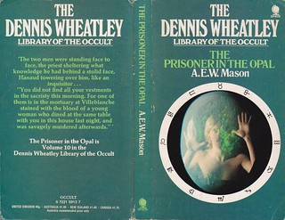 A.E.W. Mason -  The Prisoner in the Opal (Dennis Wheatley Library of the Occult)