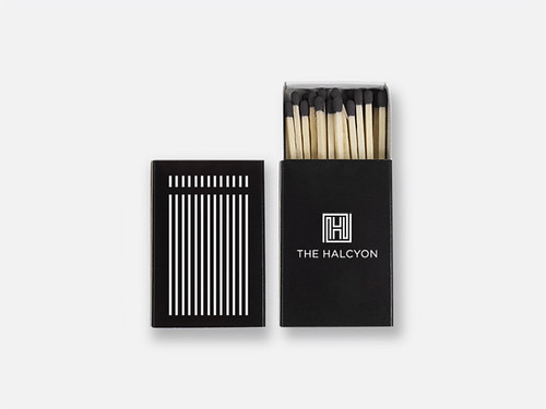 The_Halcyon_hotel_matches