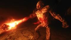 Ash Spawn fireball (tend2it) Tags: game texture ice rock temple fire pc screenshot kate scenic xbox v pack rpg elder ash spawn raven mods enb dlc scrolls ps3 kenb secv salene solstheim dragonborn skyrim sweetfx tesv