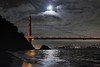 MoonLight Bay - Kirby Cove (Andrew Louie Photography) Tags: sf life california camera bridge light summer moon love coffee night canon photography golden bay kirby gate san francisco peace expression cove joy full area passion