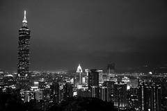 6A3A0651 (Hsin Ju HSU) Tags: city light skyline night view citylife taiwan 101 taipei overview citylight 101building