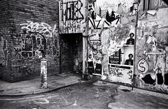 London noir (55) (romain@pola620) Tags: uk greatbritain england urban blackandwhite streetart black london film analog 35mm blackwhite lomo lca lomography tmax3200 noir noiretblanc kodak britain tmax nobody urbanexploration londres analogue 3200 bricklane noirblanc urbex 3200iso pellicule nobodyishere