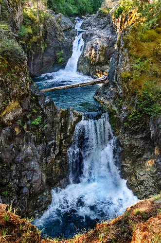 Little Qualicum Falls