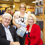 """<b>Callista Gingrich Book Signing_100513_0028</b><br/> Photo by Zachary S. Stottler Luther College '15<a href=""""http://farm6.static.flickr.com/5512/10181159746_f4b064443e_o.jpg"""" title=""""High res"""">∝</a>"""