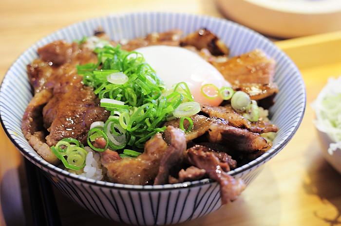manpuku 滿燒肉丼食堂