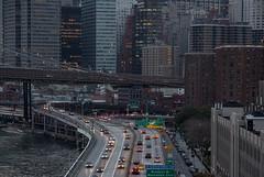 FDR 2013 (grapfapan) Tags: nyc newyorkcity urban highway cityscape traffic manhattan megalopolis