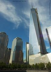World Trade Center (Magic life gallery) Tags: wtc worldtradecenter oneworldtradecenter freedomtower financialdistrict wallstreet manhattan nyc ny newyork newyorkcity usa carlosbustamanterestrepo carlosbustamante fuchalesphotography carlosbustamantecartagena