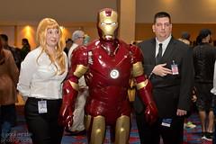 Dragon Con 2013 - Pepper Potts, Iron Man, and Happy Hogan (Ardias) Tags: atlanta cosplay ironman marvelcomics dcon happyhogan pepperpotts dragoncon2013