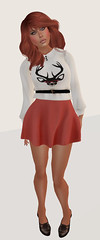 Rachel Berry (Emmaline.Pizzaro) Tags: secondlife lelutka thesecretstore {montissu}