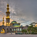 An Evening at Federal Territory Mosque