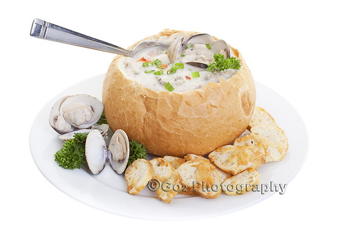 Bread Bowl soup