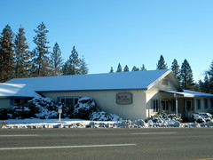 Rose Chapel - Paradise, Calif. (Mitch O) Tags: california paradise chapel funeralhome mortuary buttecounty