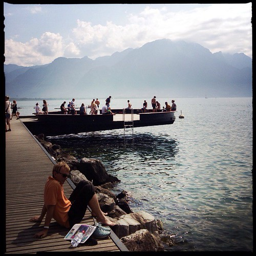 Summer Memoires at #Montreux #Jazz #Festival