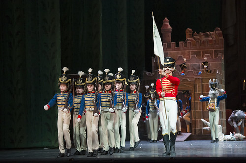 Cast changes: <em>The Nutcracker</em> on 9 January 2017