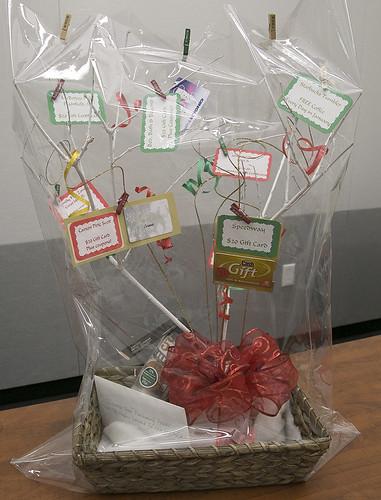 Purchasing- Gift Card Basket