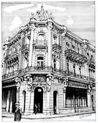 Porto Alegre Confeitaria Rocco