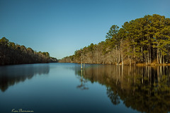 Beaver Lake (Ken Thomann Photography) Tags: longexposure hoya canon1635mmf28lii canon5dmarkii leebigstopper 16stops