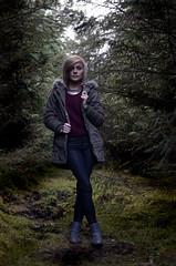 Kath 13 (Danny Mulvany) Tags: fashion 35mm model woods nikon natural photos dartmoor softlight 18g d700 d7k