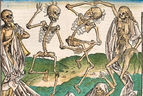 The Dance of Death: In art, ballet can be very bad for your health