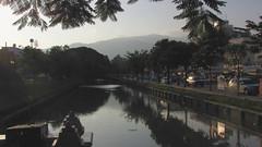 Early morning, Chiangmai (Northern Gateway Portrait Photography) Tags: sunrise thailand chiangmai moat totallythailand