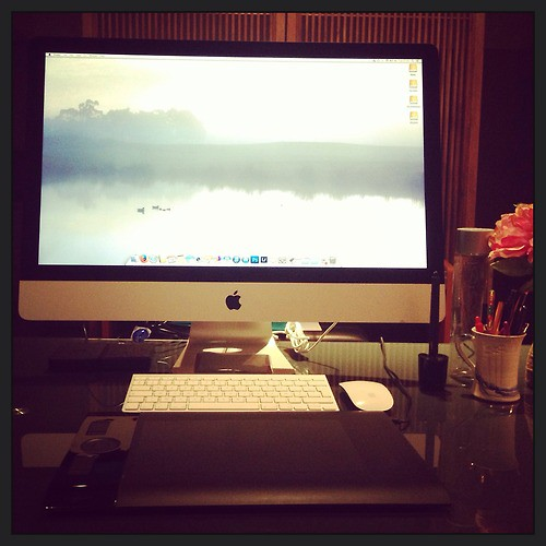 The World's newest photos of intuos and mac - Flickr Hive Mind