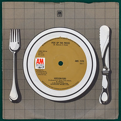 A&M place setting sleeve - Hudson-Ford - Pick Up The Pieces (Leo Reynolds) Tags: canon eos iso100 ebay vinyl knife plate fork cover single record 60mm f80 disc sleeve platter 45rpm 7inch 0125sec 40d hpexif 033ev xleol30x xxx2014xxx