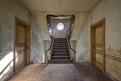 Looks mirrored... (aphonopelma1313 (suicidal views)) Tags: abandoned decay nrw rotten derelict urbanexploring verlassen urbex verfall lostplace vergesseneorte